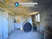 House with sea, bay, mountains view and garden for sale in Italy, Molise 24