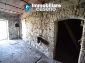 House with sea, bay, mountains view and garden for sale in Italy, Molise 27