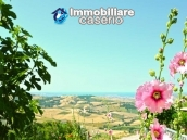 House with sea, bay, mountains view and garden for sale in Italy, Molise 3