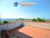 House with sea, bay, mountains view and garden for sale in Italy, Molise 4