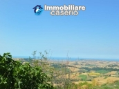House with sea, bay, mountains view and garden for sale in Italy, Molise 5
