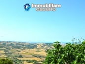 House with sea, bay, mountains view and garden for sale in Italy, Molise 6