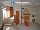 House divided in 2 large apartments with 4 bedrooms for sale in Abruzzo, Italy 1