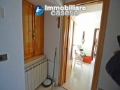 House divided in 2 large apartments with 4 bedrooms for sale in Abruzzo, Italy 13