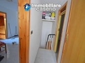 House divided in 2 large apartments with 4 bedrooms for sale in Abruzzo, Italy 22