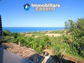 House with visual Tremiti Islands, the hills and the sea for sale in Italy, Molise 23