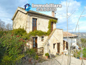 Renovated house with garden and terrace for sale in Città Sant'Angelo, Pescara 1