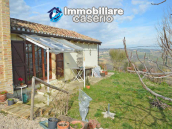 Renovated house with garden and terrace for sale in Città Sant'Angelo, Pescara 10