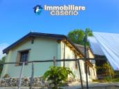 Renovated house with garden and terrace for sale in Città Sant'Angelo, Pescara 14