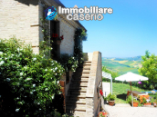 Renovated house with garden and terrace for sale in Città Sant'Angelo, Pescara 15