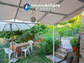 Renovated house with garden and terrace for sale in Città Sant'Angelo, Pescara 22