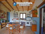 Renovated house with garden and terrace for sale in Città Sant'Angelo, Pescara 27