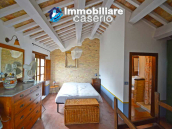 Renovated house with garden and terrace for sale in Città Sant'Angelo, Pescara 36