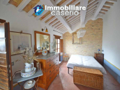 Renovated house with garden and terrace for sale in Città Sant'Angelo, Pescara 37