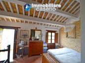 Renovated house with garden and terrace for sale in Città Sant'Angelo, Pescara 42