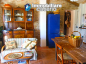 Renovated house with garden and terrace for sale in Città Sant'Angelo, Pescara 48