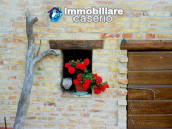 Renovated house with garden and terrace for sale in Città Sant'Angelo, Pescara 52