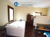 Renovated house with hobby room for sale in Abruzzo, Italy - Village Fraine 34