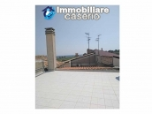 House with terrace near the sea for sale in Abruzzo, Italy, Villalfonsina 17