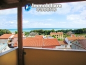 House with sea view for sale in Italy, Molise, Village Petacciato 1