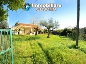 House with garden near the sea for sale in Casalbordino, Abruzzo, Italy 1