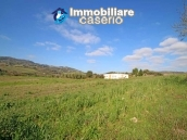 Building for sale with hectares of arable land and planted with olive trees, Italy 11