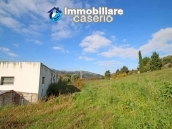 Building for sale with hectares of arable land and planted with olive trees, Italy 2