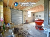 Two properties with sea view terrace and hectares of land, Italy, Abruzzo 11