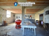 Two properties with sea view terrace and hectares of land, Italy, Abruzzo 12