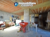 Two properties with sea view terrace and hectares of land, Italy, Abruzzo 16
