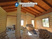 Two properties with sea view terrace and hectares of land, Italy, Abruzzo 19