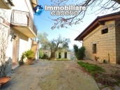 Two properties with sea view terrace and hectares of land, Italy, Abruzzo 2