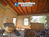 Two properties with sea view terrace and hectares of land, Italy, Abruzzo 20