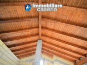 Two properties with sea view terrace and hectares of land, Italy, Abruzzo 23