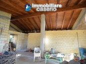 Two properties with sea view terrace and hectares of land, Italy, Abruzzo 25