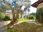Two properties with sea view terrace and hectares of land, Italy, Abruzzo 26
