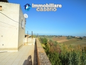 Two properties with sea view terrace and hectares of land, Italy, Abruzzo 28