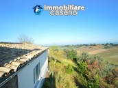 Two properties with sea view terrace and hectares of land, Italy, Abruzzo 30