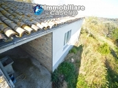 Two properties with sea view terrace and hectares of land, Italy, Abruzzo 31