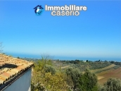 Two properties with sea view terrace and hectares of land, Italy, Abruzzo 32
