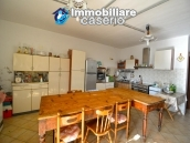 Two properties with sea view terrace and hectares of land, Italy, Abruzzo 34