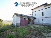 Two properties with sea view terrace and hectares of land, Italy, Abruzzo 4