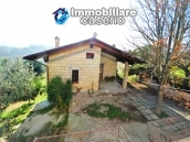 Two properties with sea view terrace and hectares of land, Italy, Abruzzo 58
