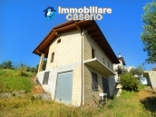 Two properties with sea view terrace and hectares of land, Italy, Abruzzo 8