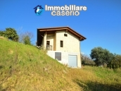 Two properties with sea view terrace and hectares of land, Italy, Abruzzo 9