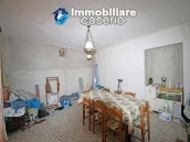 House with garage and land for sale in Italy, Abruzzo - Village Roccaspinalveti 12
