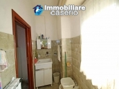 House with garage and land for sale in Italy, Abruzzo - Village Roccaspinalveti 14