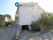 House with garage and land for sale in Italy, Abruzzo - Village Roccaspinalveti 2