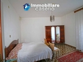 House with garage and land for sale in Italy, Abruzzo - Village Roccaspinalveti 20