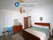 House with garage and land for sale in Italy, Abruzzo - Village Roccaspinalveti 23